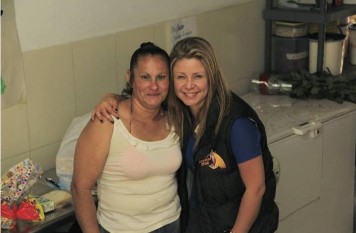 AlasCinco y su apoyo continúo a las madres cabeza de hogar.