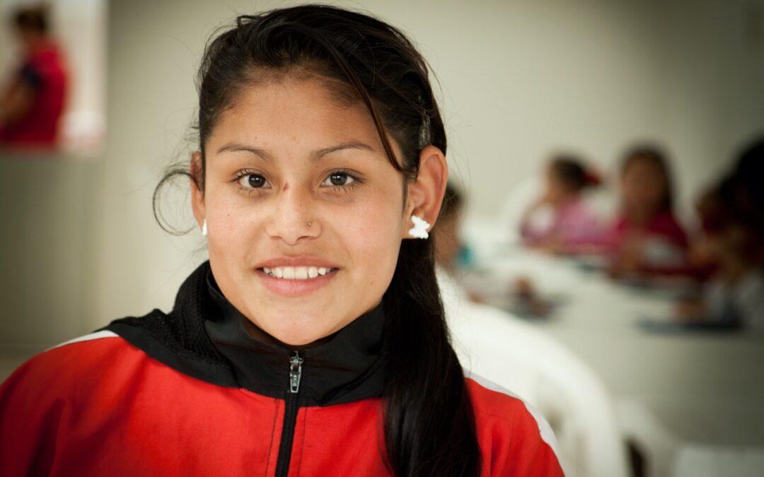 La historia de Vanessa es un ejemplo de los frutos de AlasCinco.
