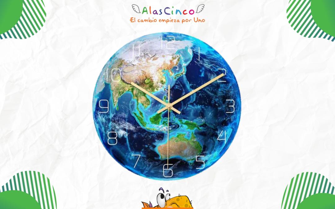 ¿Una hora para el planeta?